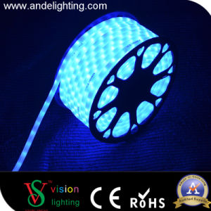 LED Neon Flex lechoso cuerda luces las luces de Navidad