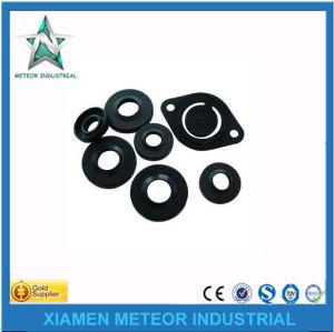 Kundenspezifischer Silikon-Gummi-Plastikeinspritzung-formeno-ring für die Autoteile, die Aufbau-Maschinerie ausführen