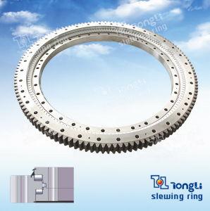 La norme européenne de la série de lumière /pignon extérieur/ Three-Row anneaux pivotante à roulement à rouleaux/pivotement