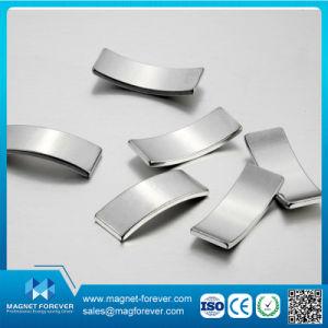 Высокое качество Arc плиткой металлокерамические Постоянный Неодимовый магнит для продажи