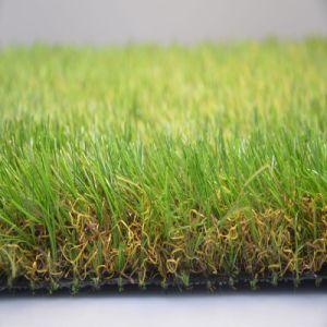 Hermoso Césped artificial para jardines de la serie de lujo (LS)