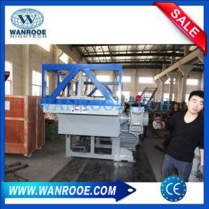Eixo Único Pnds Triturador de reciclagem de plástico de PVC Tubo de HDPE