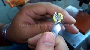 Soldadura de la batería de pulso doble de la máquina soldadora de CC de descarga capacitiva