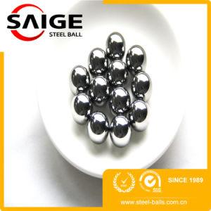1/2 G100 AISI440c a esfera de aço inoxidável para moer