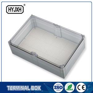 ABSシーリング材料の透過プラスチックカバー防水ジャンクション・ボックスの価格