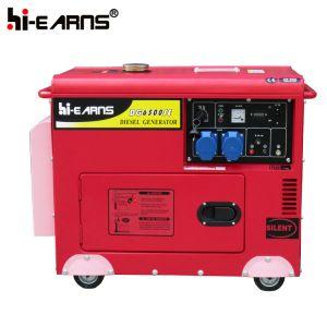Gruppo elettrogeno diesel raffreddato ad aria a tre fasi (DG7500SE3)