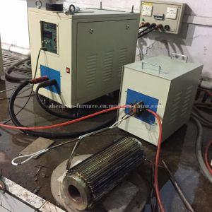 Media Frecuencia IGBT de calentamiento por inducción la máquina calentador por inducción (60KW).