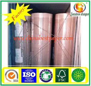 130gsm, papel offset não revestidos-98% do brilho