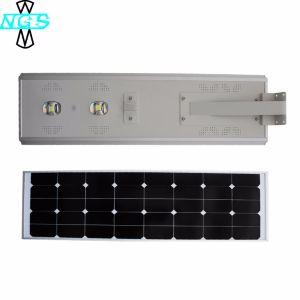Indicatore luminoso del giardino del LED solare tutti in un indicatore luminoso di via del LED