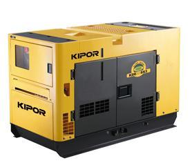 Silencioso generador diésel Cummins de 440 kw generador diésel de bajo ruido