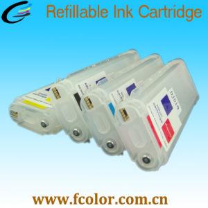 Designjet 500 800 인쇄 기계 카트리지를 위한 다시 채울 수 있는 잉크 카트리지
