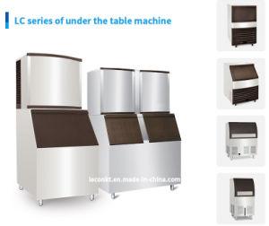 Ijsblokje dat Machine voor Staaf en Cafetaria maakt