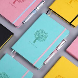 A5 Bullet Journal пунктирной страниц Premium толстой бумаги ноутбук