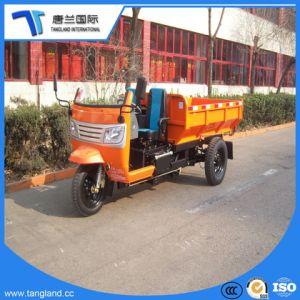 20HP/22Tricycle HP/avec moteur Diesel utilisé pour les travaux miniers