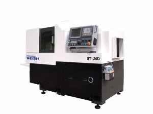 máquina de torno CNC tipo suizo automático Torno CNC para la venta St-20d