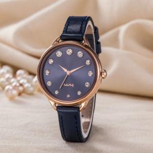 Повседневный смотреть моды классический повседневный Wristwatch подарков для женщин (Wy-128A)