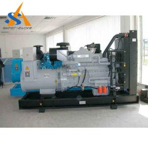 Тепловозный генератор с двигателем Perkins