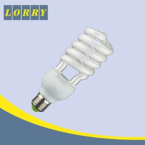 Lampada economizzatrice d'energia economica di energia della lampadina 26W della polvere a spirale mezza dell'alogeno