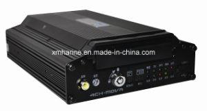 4 CH-mobiles Videogerät DVR für Bus/LKW/Auto