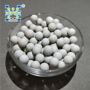 Material de suporte de esferas de cerâmica Catalyst