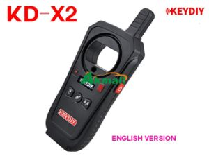 Kd-X2 Versão Inglesa Programador do Transponder da Chave Automática