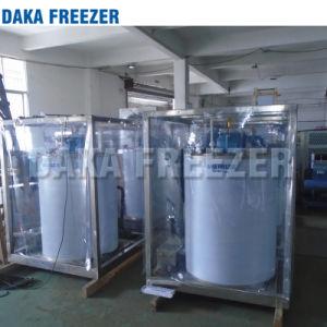 10 la tonne Producteur de glace pour faire de la glace paillette