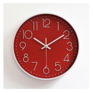 Ronda de la pared de 10 pulgadas/Arte/Don/Reloj Despertador con pintura de silicona para la decoración del hogar