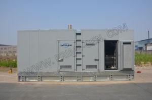 1100kVA Super Silencioso grupo electrógeno diesel Perkins Powered by altamente personalizado