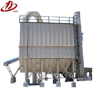 Collettore di polveri a filtro del getto di impulso del sacchetto per la pianta del fertilizzante