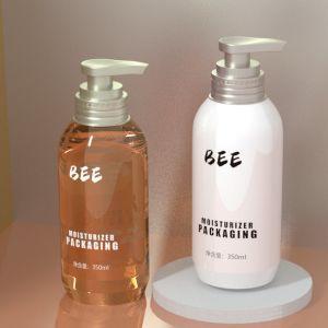 350ml Embalagem de cabelo com alta qualidade de garrafa pet