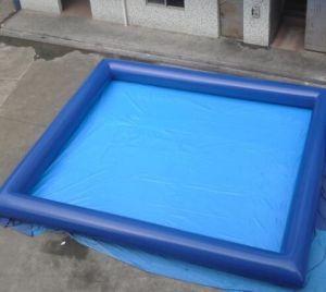 Double Couture au dessus du sol piscines avec des kits de réparation
