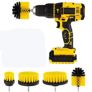 Potência de alta qualidade depurador a limpeza do chão da escova da broca