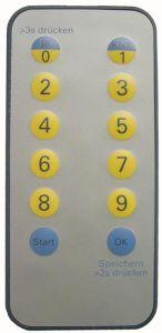 신용 카드 원격 제어 OEM는 Cr2032 건전지를 주문 설계한다
