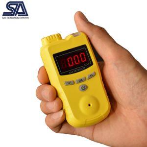 Portable detector de gas metano CH4 0-5%Vol con sensor catalítico