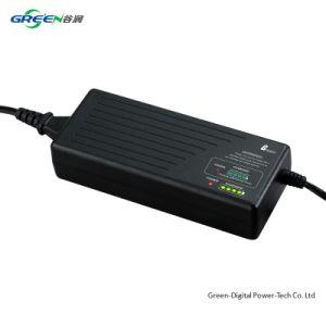 12V/24V/36V/48V Lead-Acid carregador da bateria inteligente, carregador da bateria do SLA