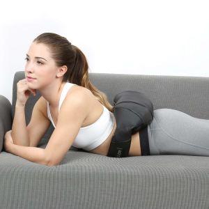 Cuello Masajeador de hombros de la correa de masaje de espalda eléctrico