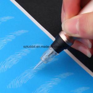 新しいデザインKzboyの個々のパッケージが付いている電気常置入れ墨の構成機械のための完全で使い捨て可能なカートリッジ針