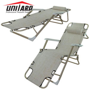 Muebles de malla de PVC flexible, impermeable al aire libre Piscina de malla silla