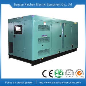 移動式電源5kwの交流発電機の発電機5kVAの無声ディーゼル発電機