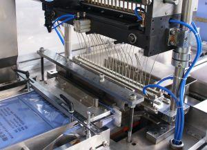 Película de BOPP de plástico de alta velocidad A4 papel de embalaje la máquina