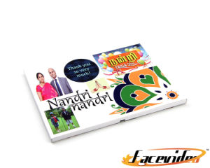 Tela LCD HD personalizados Brochura de vídeo