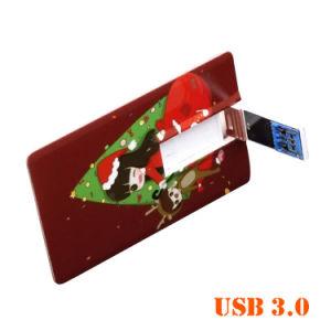 Cartão de Crédito Super Fina unidade Flash USB 3.0