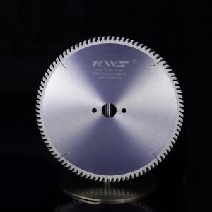 De carburo Tct Hoja de sierra circular para madera de corte universal.