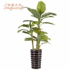 На заводе Гуанчжоу оптовые поставки сосуд искусственное дерево для украшения