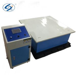 Essai de vibration verticale de la machine à la table vibrante vibrant Shaker