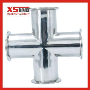 Sanitair het Vastklemmen van het Staal Stainles Kruis