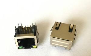 Conector da PCB RJ45 5j Série 5JA88
