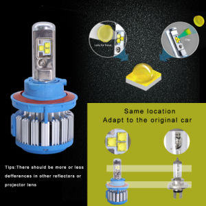 Lightech H13 T1最もよいH4 LEDの変換キット