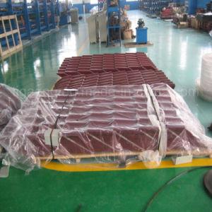 倉庫の建築材料のための艶をかけられたガセット版カラー鋼鉄屋根ふき
