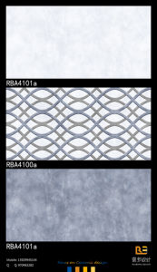 De hete Ceramiektegels van de Muur van de Badkamers van de Verkoop Digitale Verglaasde